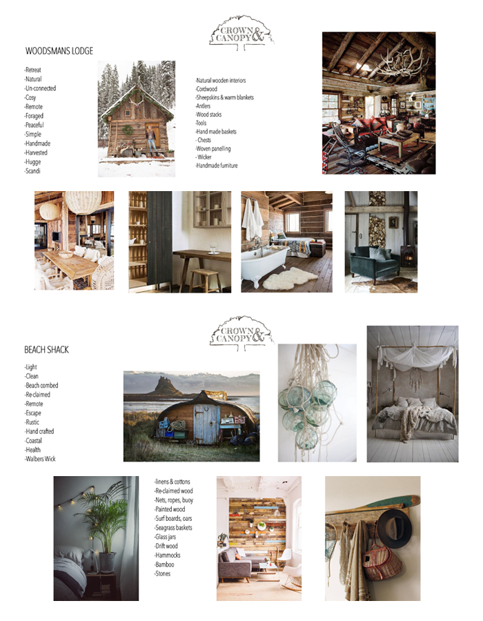 Crown and Canopy - Interior Design for Glamping