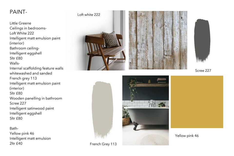Hybrid Outdoor Hotel, Monmouthshire, Crown and Canopy, Mood Board 1