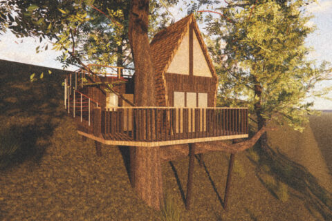 Owls Roost Treehouse